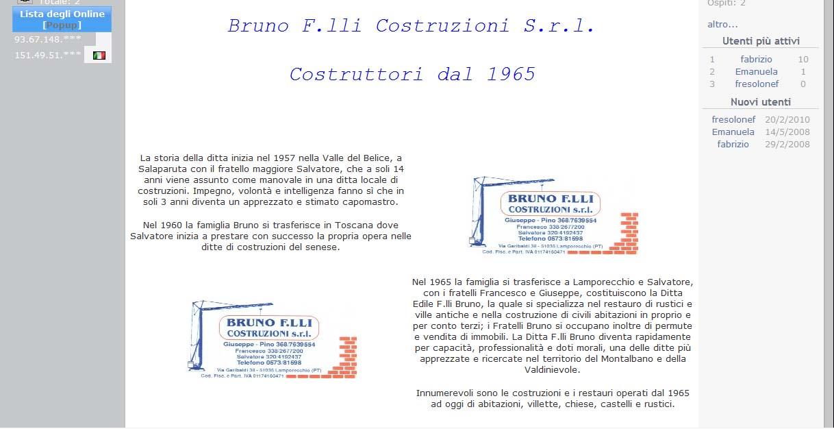 Impresa Edile Bruno F.lli Costruzioni S.r.l.