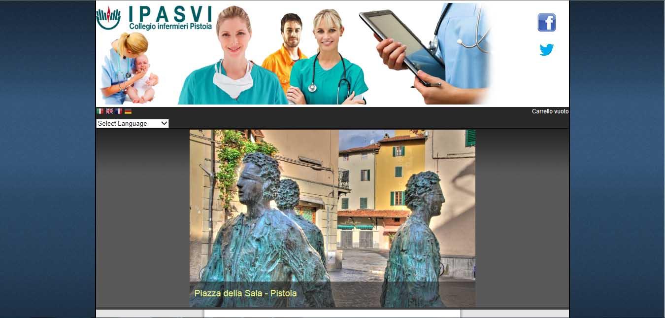Collegio infermieri di Pistoia